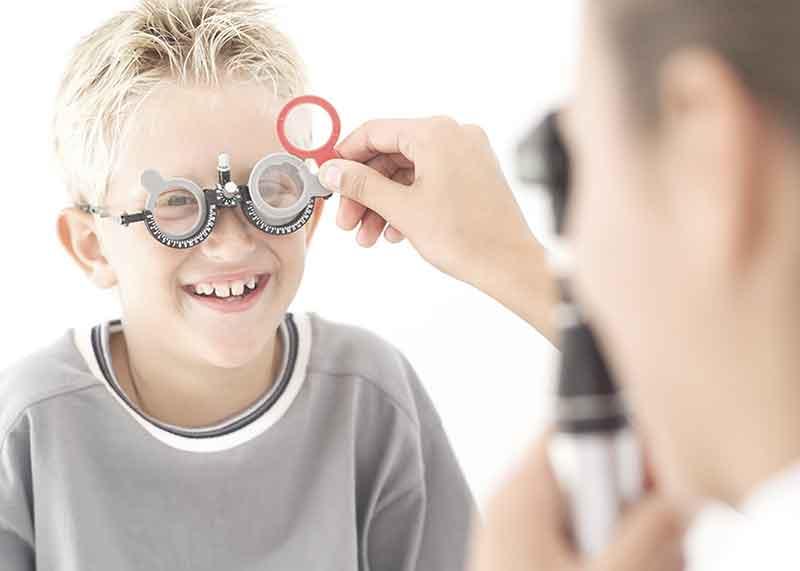 child eye treatment
