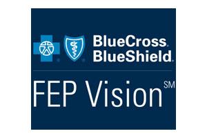 bluecross blueshield FEP vision