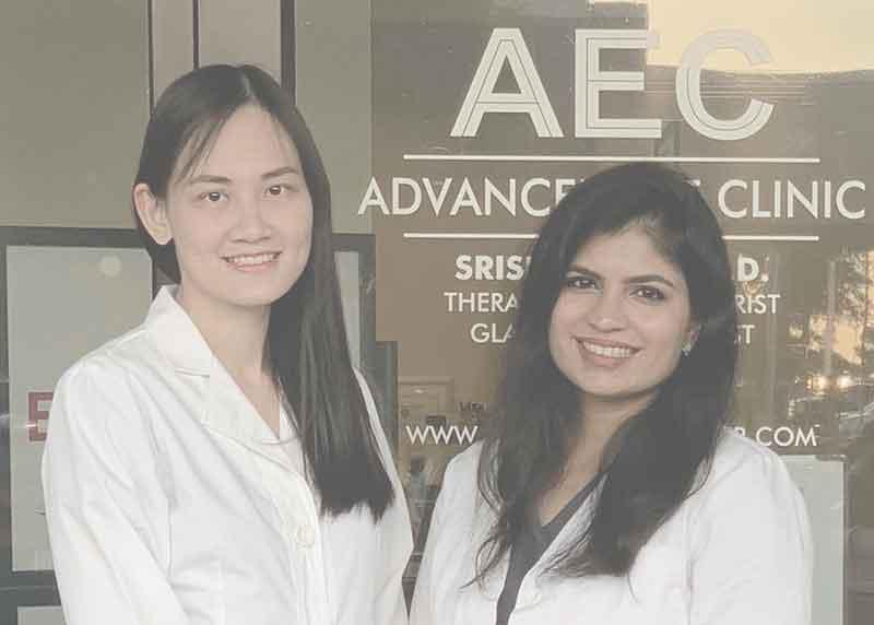 insurance-staff- advanced eye clinic